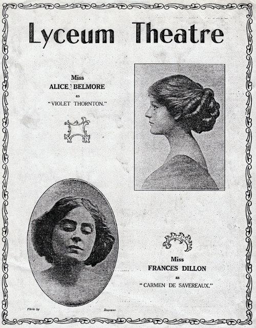 Alice Ester Belmore Lyceum