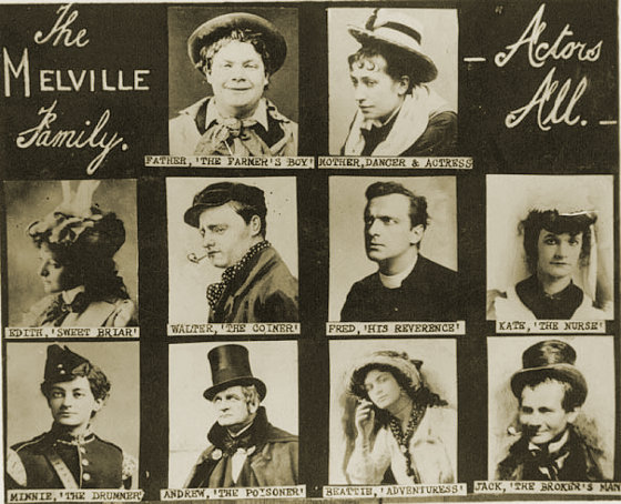 The Melville Family