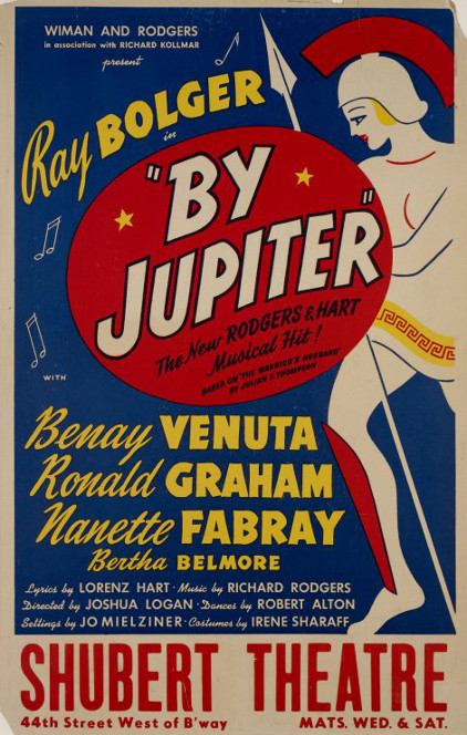 Bertha Belmore Shubert Theater 1942