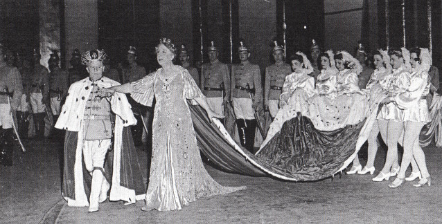 Bertha Belmore Royal Cavalcade 1935