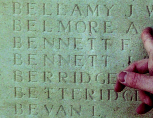 Alfred Belmore 1897 – 1914