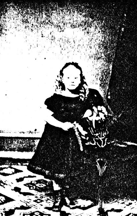 Little Alice Belmore Garstin