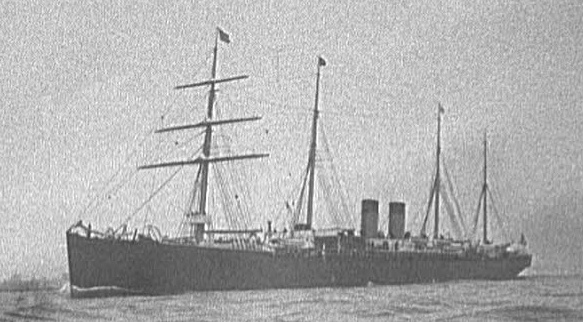 The Germanic, White Star Line