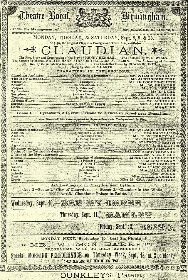 Claudian