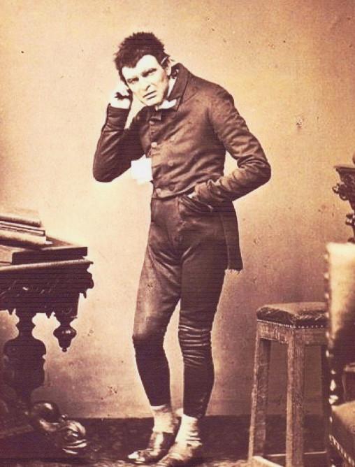 George Benjamin Belmore Newman Noggs Nicholas Nickleby 1874