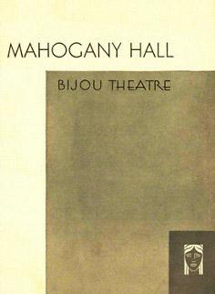 Daisy Belmore Mahogany Hall