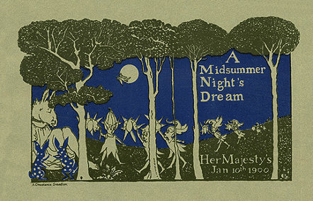 A Midsummer Nights Dream 1900