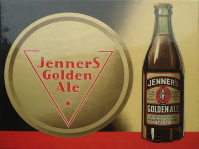Jenners Golden Ale