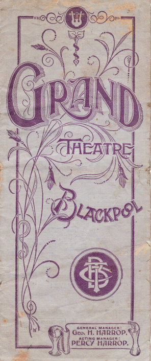 grand theatre blackpool front