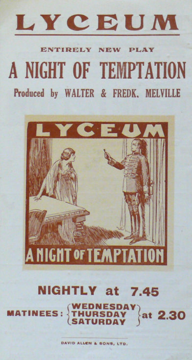 jessie belmore a night of temptation lyceum 1923