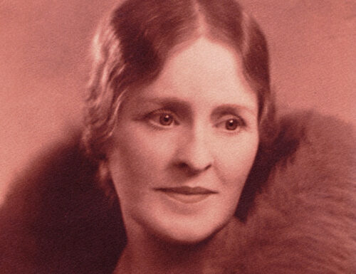 Jessie Belmore Garstin 1890 – 1971