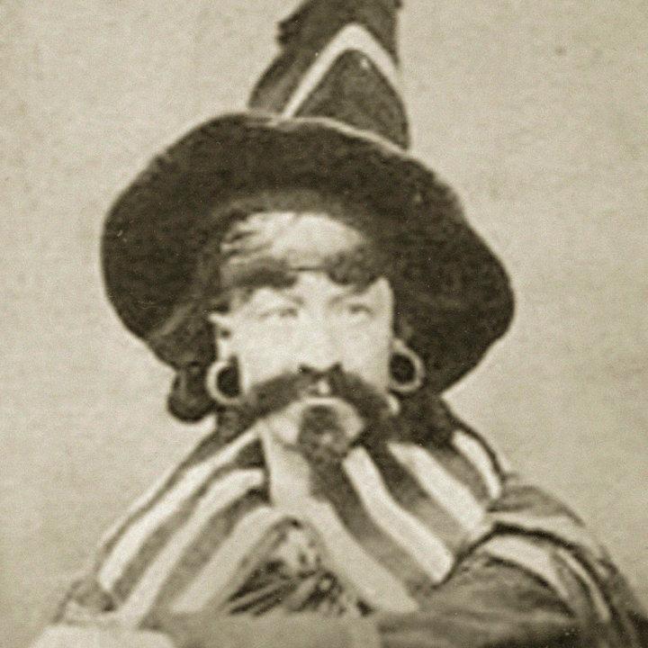 Edwin Danvers Portrait