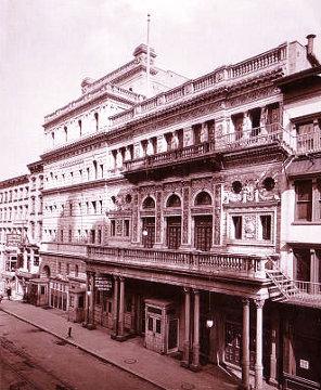 Fifth avenue theatre 1899