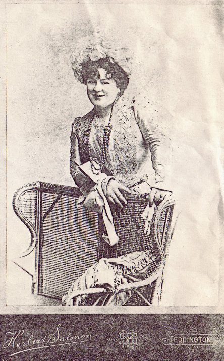 Lillian Belmore Niobe