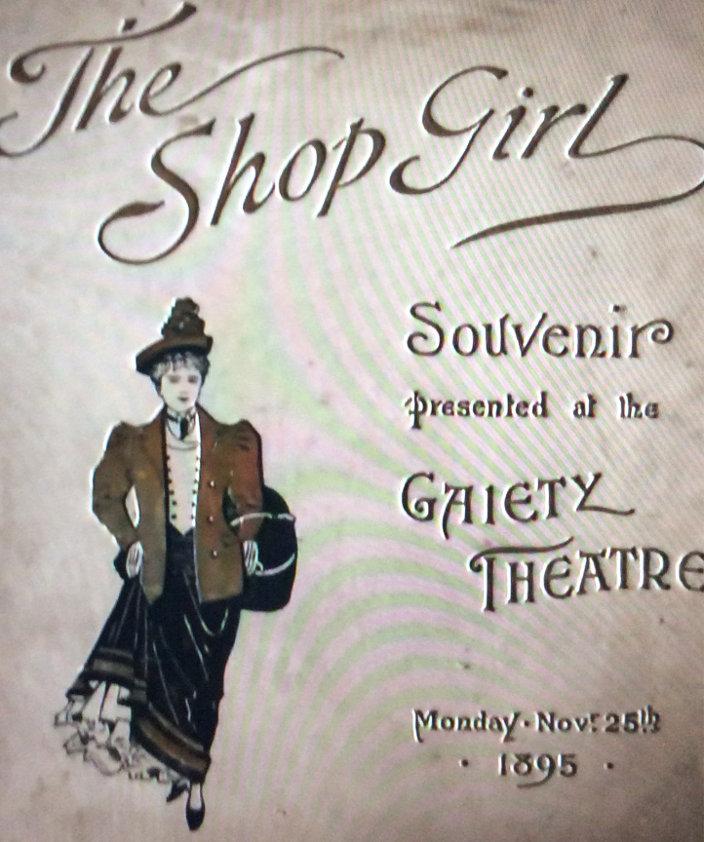 Shop Girl poster