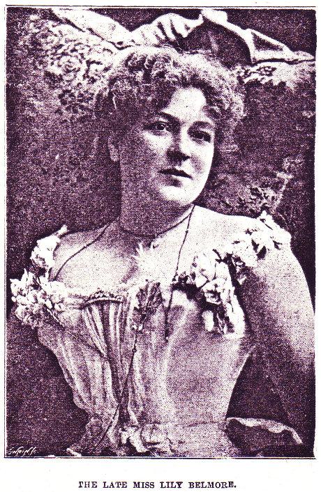 The Late Lillian Belmore