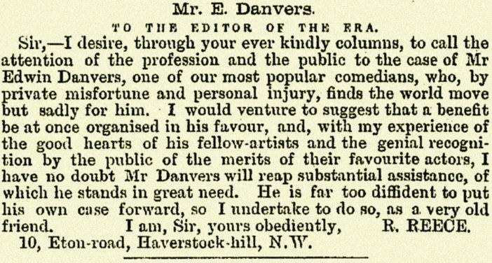 Edwin Danvers Era